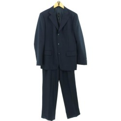 "J. PRESS 3B setup suit ""167-5C"" navy size: 170A (Jay press)"