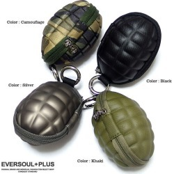 Key Ring Accessories Grenade