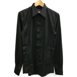 Dolce and Gabbana SIZE 38 (S) dress shirt G5CE6T FRRCE DOLCE & GABBANA men like-new at 9/9 18:00 until - 9/11 1:59