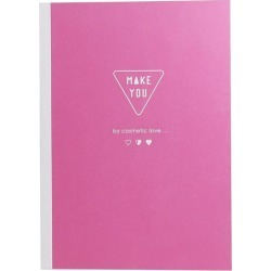 To stylish mail order 9/11 for B5 notebook MAKE YOU notebook side ruled line # 10 neon pink Kamio Japan stationery girls