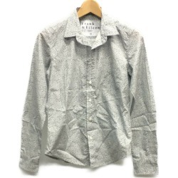 And Irene SIZE XS (less than XS) long sleeves shirt Frank & Eileen men frank at 9/2 18:00 until - 9/3 23:59