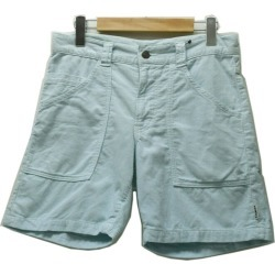 HOLLYWOOD RANCH MARKET summer call beach shorts light blue size: 1 (Hollywood lunch market)
