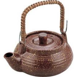 Aluminum boiled dish in a teapot copper