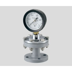 Pressure gauge MZF-1A 75*0.4 fluorine