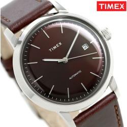 Timex self-winding watch men watch TW2T23200 TIMEX clock bar Gandhi