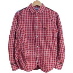 JUNYA WATANABE COMME des GARCONS MAN check reshuffling shirt