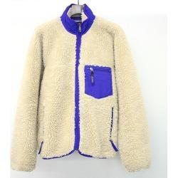 Nostalgic X boa jacket beige M men made in Patagonia Patagonia 2000