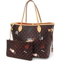 Louis Vuitton コレクションネヴァーフル MM, porch / cat gram M44441 belonging to