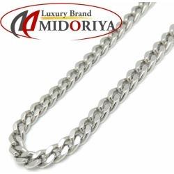 50.4 grams of Kihei necklace Pt850 two single 50cm platinum Kihei chain necklace men /72422