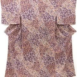 Pine, bamboo, and plum design fine pattern kimono sect sou