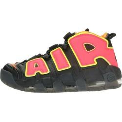 Nike /NIKE air more up tempo sneakers (27.5cm/ black X pink X orange) bb14#rinkan*A