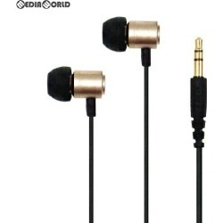 [ACC] [Switch]CYBER, hireso earphone champagne gold CYBER Gadget (CY-HREP-GL) (April, 2019)