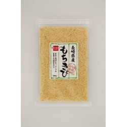 Rice cake millet one piece of article [cancellation, change, returned goods impossibility]