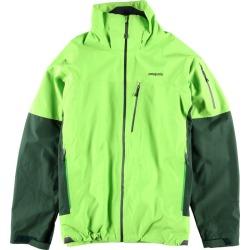 Patagonia Patagonia powder ball jacket GORE-TEX Gore-Tex mountain jacket men XL /wbh7894 made in 11 years