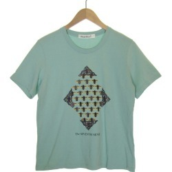 UNDER COVER T-shirt green size: 2 (under cover)