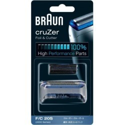 It includes the BRAUN (brown) shaver spare blade (blade set in net blade +) F/C20S postage!
