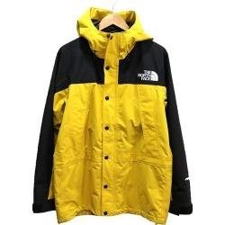 THE NORTH FACE NP11834 Mountain Light Jacket mountain and blanket yellow size: S (the North Face)