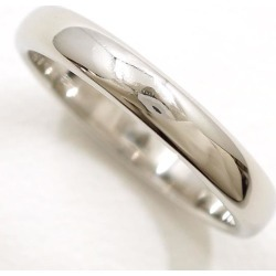 Tiffany PT950 ring 8.5 metal used jewelry ★★ giftwrapping for free