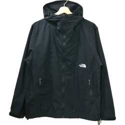 THE NORTH FACE compact jacket mountain parka NP71530 black size: S (the North Face)