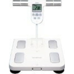 OMRON body fat calculator, scale body scan HBF-904 [a type: a body composition meter]