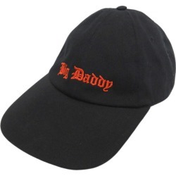 VETEMENTS 2016AW Big Daddy cap black (ヴェトモン)