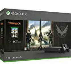 [1TB] for Microsoft game console Xbox One X division 2 bundling