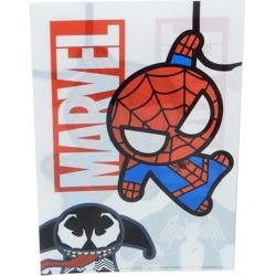 To mail order 10/29 in A4 single clear file file Spider-Man 2120496 Disney Sun-Star Stationary new school term made in preparations miscellaneous goods Japan