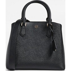 (order) Tolly Birch Robinson medium triple compartment Thoth Tory Burch Robinson Medium Triple Compartment Tote Black
