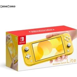 [the body] [Switch] Nintendo Switch Lite (Nintendo switch light) yellow (HDH-S-YAZAA)(20190920)
