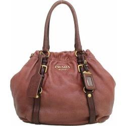 PRADA (Prada) tote bag BN1773 pink system leather netshop