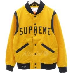 Supreme 11SS Major Varsity Jacket bar city jacket award jacket