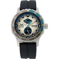 Regular article VOSTOK EUROPE Vostok Europe YN84-597A544 expedition Mount Everest underground watch
