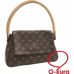 Louis Vuitton shoulder bag monogram mini-looping M51147 lady's deep-discount exemption from taxation Louis Vuitton shawl LOUIS VUITTON A2176207