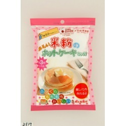 Pancake みっくす one piece of article [cancellation, change, returned goods impossibility] of the rice flour