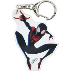 Miles Morales Spider-Man: To spider Bath acrylic key ring Ma Bell Small planet candy Komi petit gift teens miscellaneous goods mail order marshmallow pop 10/29