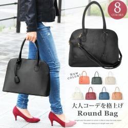 Boston Gatti Bag Shoulder Hand Shoulder Bag Round Women's Diagonal Seat found on MODAPINS from Rakuten Global for USD $28.00