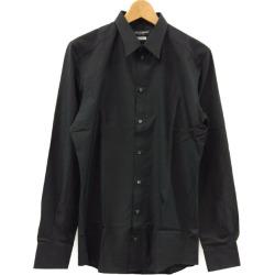 Dolce and Gabbana long sleeves shirt G5EM9T FJ5E8 men SIZE 39 (M) DOLCE & GABBANA like-new at 9/2 18:00 until - 9/3 23:59