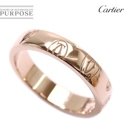 Cartier Cartier Happy birthday #48 ring K18PG 18-karat gold pink gold 750 ring