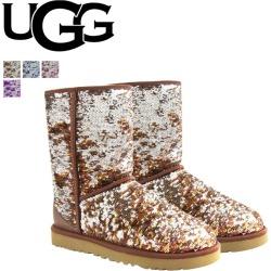 48% Ugg Ugg Women's Classic Short スパークレス 1002766 1002765 Ladies