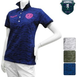 Admiral Golf Admiral Golf Ladys Short Sleeves Polo Shirt