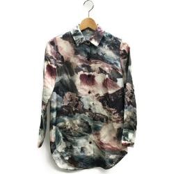 Beautiful article Cal Venn SIZE 34 (less than XS) long sleeves shirt CARVEN men