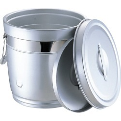 Canned two folds of 237K-4 round shape inner lid-style meal 16L inner lid aluminum