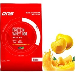 ▼3,150 g of ▼ DNS (D N S) プロテインホエイ 100 tropical mango flavors (mass intakes type プロテインホエイプロテイン WHEY100 muscular workout protein protein powder) during the coupon distribution