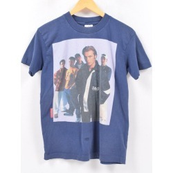 90s screen Stars BY Fruit of the Loom SCREEN STARS BY FRUIT OF THE LOOM BOYZONE Boyzone SUMMER TOUR 1996 band T-shirt men M /wbd2308