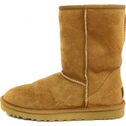 アグ /UGG classical music short mouton boots (25cm/ beige) bb51#rinkan*B