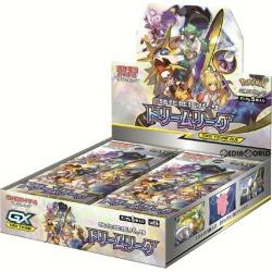 "[BOX] [TCG] (resale) Pokemon card game sun & moon reinforcement expansion packs ""dream league"" (30 packs) (20190830)"