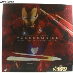 [uncivilized seal] accessories hot toys (20190629) for the [FIG] hot toys accessories collection iron man mark 50 expansion パーツセットアベンジャーズ / Infinity war 1/6 figure skating