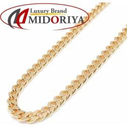 10.2 grams of Kihei necklace K18YG two single 40cm 18-karat gold yellow gold Kihei chain necklace /72343