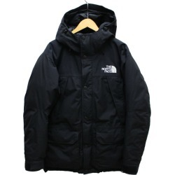 THE NORTH FACE MOUNTAIN DOWN PARKA 17AW ND91700R down jacket black size: M (the North Face)