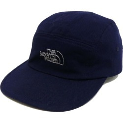 THE NORTH FACE PURPLE LABEL BEAMS comment logo cap navy (the North Face purple label)